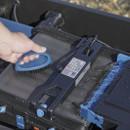 Прорезиненная кромка сепаратора фильтра для пруда